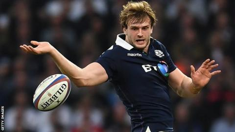 Richie Gray: Leaving lock out of Scotland squad 'a mistake'