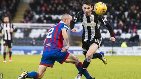 Lewis Morgan 'plays his football with a real swagger', says Jack Ross