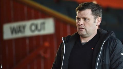Graeme Murty Leaves Rangers
