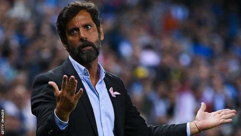 Quique Sanchez Flores stays silent over Stoke link