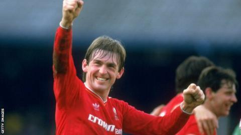 Kenny Dalglish in his Liverpool playing days