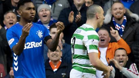 Celtic v Rangers: Scott Brown said side 'still hurting' from Old