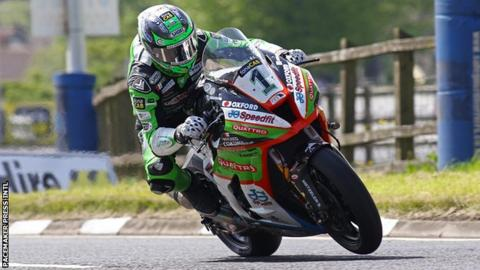 Glenn Irwin recovered from his qualifying struggles on Tuesday to snatch a dramatic Superbike pole position