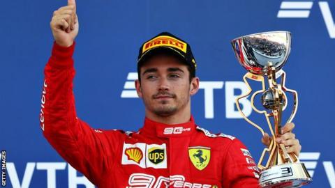 Russian GP: Can Ferrari control Charles Leclerc and Sebastian Vettel fall-out?