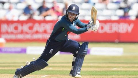 White Ferns collapse to series defeat against England