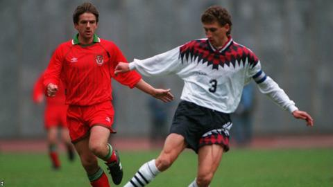 With Mike Smith in charge for a second time, Wales had a dismal Euro 96 qualifying campaign which included a 5-0 defeat away to Georgia.