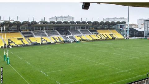 Victory at the the Stade Marcel-Deflandre was only Bristol's second in this year's competition