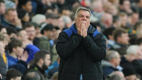 What do you think? Everton ask fans to rate Allardyce