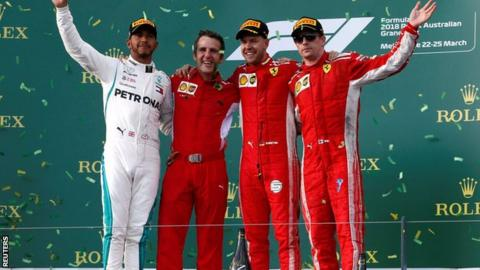 Is the Mercedes F1 dynasty finally starting to wobble?