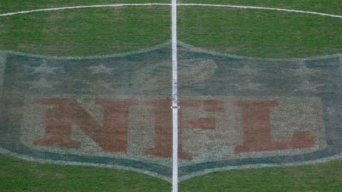 Wembley pitch