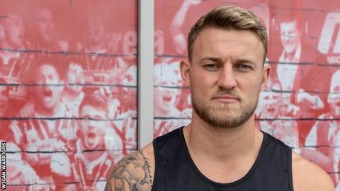 Chris Hankinson scored 225 points in 51 games for Swinton Lions