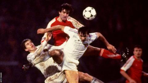 Wales missed out on qualification for the 1984 European Championships, denied by Yugoslavia.