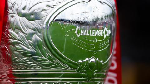 Challenge Cup trophy