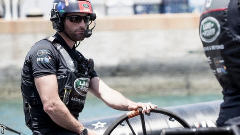 Sir Ben Ainslie bags HUGE sponsorship deal to boost America's Cup bid
