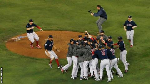 Technology Boston Red Sox