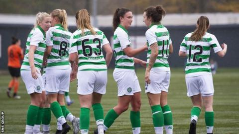 Celtic's women will be full-time for the first time this season
