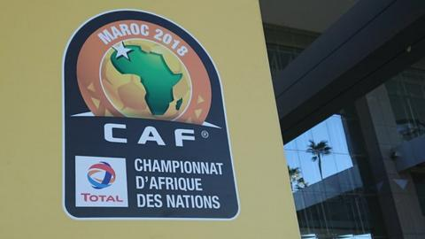 The African Nations Championship, or CHAN, logo