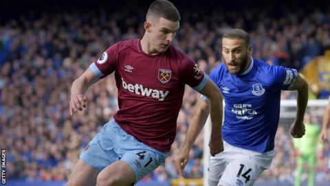 Declan Rice 'Leaning Towards' Making England Switch