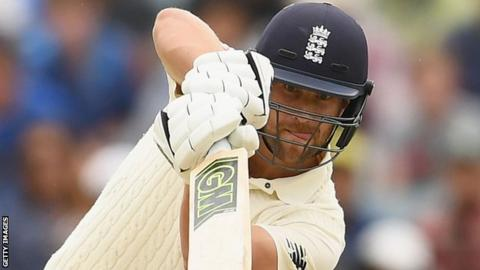 Dawid Malan made his international debut in June