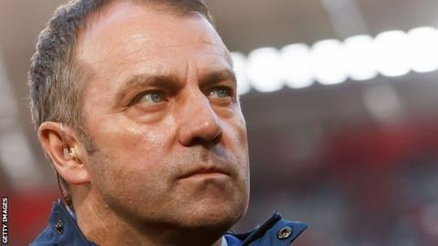 Bayern Munich extend Coach Hansi Flick's contract