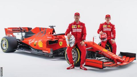 ferrari hope new sf90 f1 car will end 10-year title drought - bbc sport
