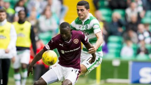 Juwon Oshaniwa and Tom Rogic
