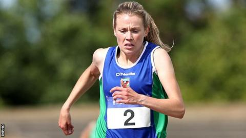 Emma Mitchell will face high class British opposition in the women's race in Armagh