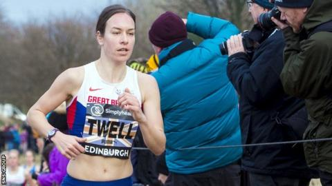 Steph Twell is an experienced cross country runner, with two European gold medals from the team event