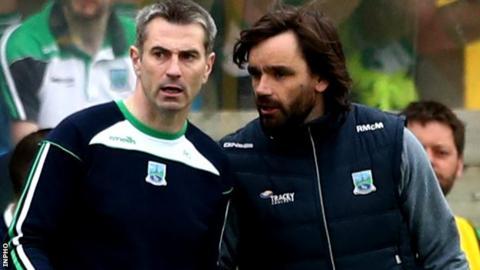 Ryan McMenamin named new Fermanagh senior football manager