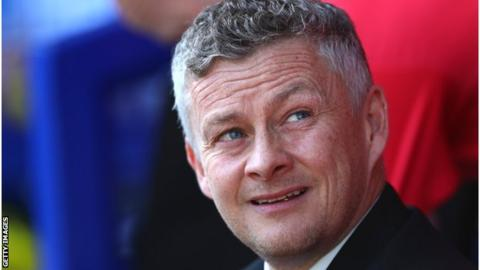 Ole Gunnar Solskjaer: Manchester United 'not good enough'
