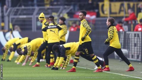 Pierre-Emerick Aubameyang: Arsenal close to £60m deal for Borussia Dortmund striker
