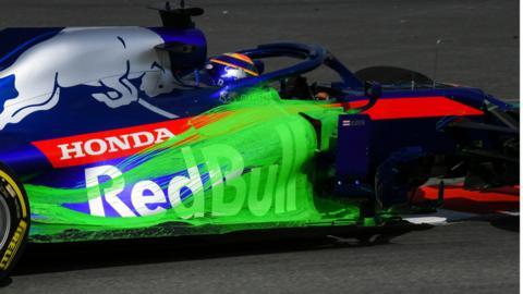 Alex Albon, Toro Rosso
