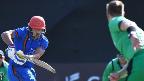 Rashid Khan hat-trick seals Afghanistan T20 sweep against Ireland