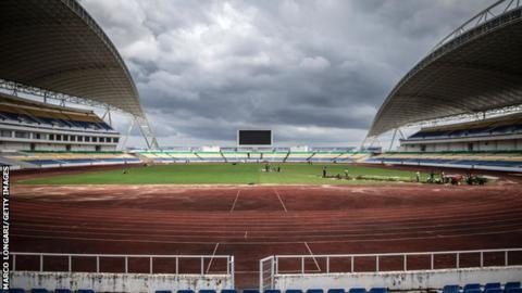 Stade de l'Amitie