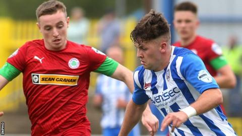 Coleraine announce plans to install new 4G pitch at the Showgrounds