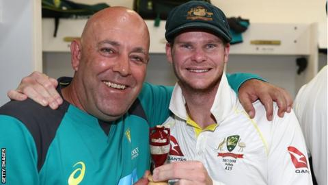 Australia coach Lehmann to step down