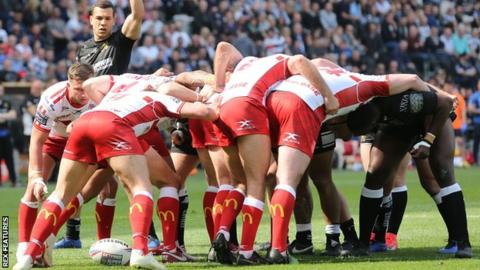 Scrums must be formed within 30 seconds in Super League from next season