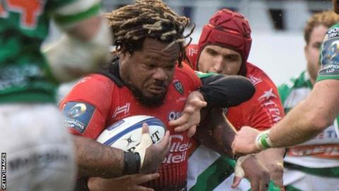 Bastareaud to face investigation over homophobic slur