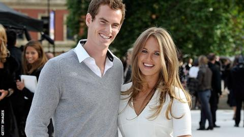 Andy and Kim Murray