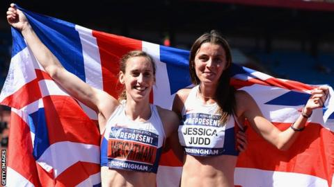 Laura Weightman and Jessica Judd also filled the top positions in the 1500m at last year's British Championships