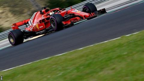 Ferrari set to 'unleash' after break