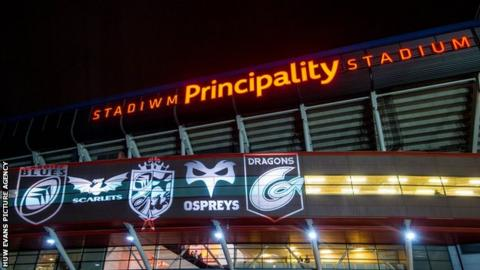 The Principality Stadium hosts Judgement Day