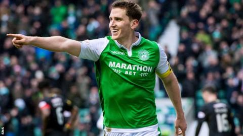 Alex Rae suggests Hibernian duo McGinn and McGeouch for Rangers