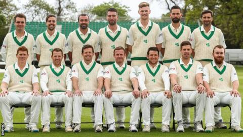 The lucky 14 to make the Ireland squad for the inaugural Test against Pakistan