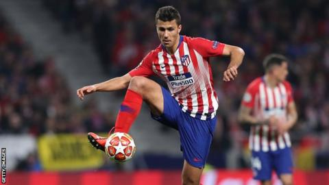 Atletico Madrid midfielder Rodri