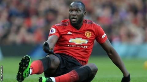 Romelu Lukaku 'has to leave' Man Utd - Roberto Martinez