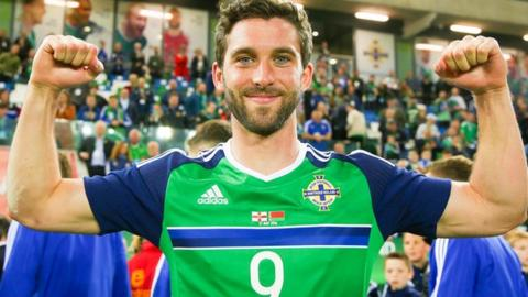 Northern Ireland and Wigan striker Will Grigg finished last season as top scorer in League One