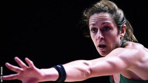 Netball Superleague: NI's Caroline O'Hanlon and Fionnuala Toner secure Superleague returns