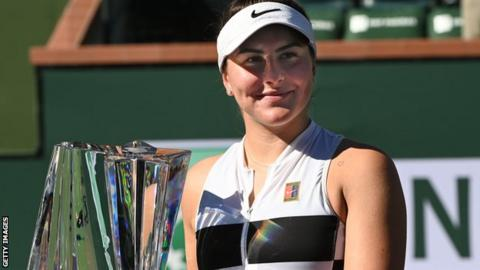Indian Wells cancelled because of coronavirus