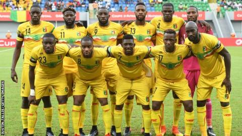 Mali's national team